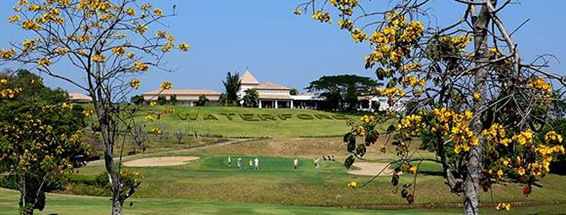 Golf Thailand_Golf Courses_Chiang Rai_Waterford Valley Golf Club and Resort