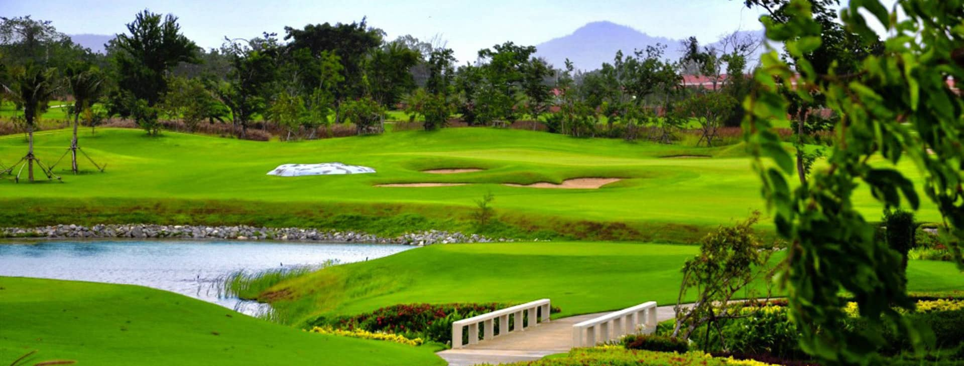 Golf Thailand_Golf Courses_Hua Hin_Sea Pines Golf Course
