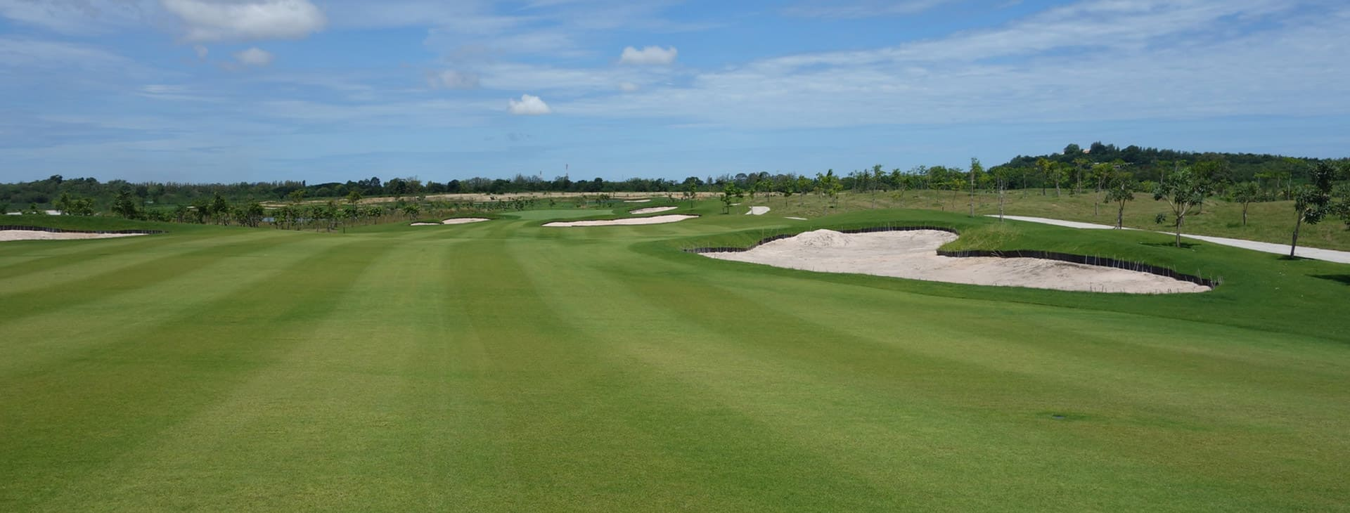 Golf Thailand_Golf Courses_Pattaya_Siam Country Club Waterside Course
